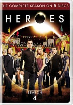Heroes: Season 4 [DVD]