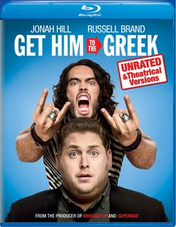 Get Him to the Greek (Unrated Edition) [Blu-ray]