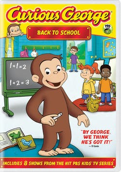 Curious George: Back to School [DVD]