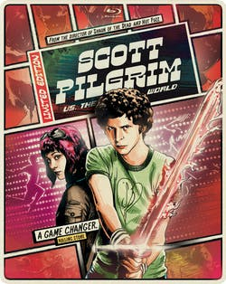 Scott Pilgrim Vs. The World (Limited Edition Steelbook) [Blu-ray]
