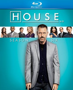 House: Season 6 [Blu-ray]