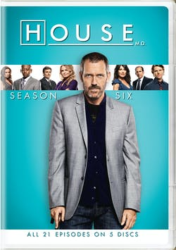 House: Season 6 [DVD]