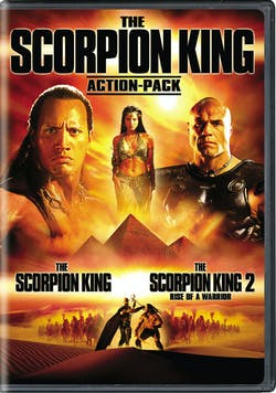 The Scorpion King/The Scorpion King 2 - Rise of a Warrior [DVD]