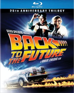 Back to the Future Trilogy (25th Anniversary Edition) [Blu-ray]