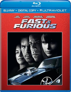 Fast & Furious (Ultraviolet) [Blu-ray]