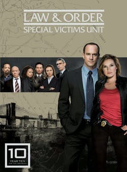 Law and Order - Special Victims Unit: Season 10 [DVD]