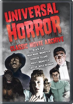 Universal Horror: Classic Movie Archive [DVD]