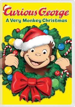 Curious George: A Very Monkey Christmas (2009) [DVD]