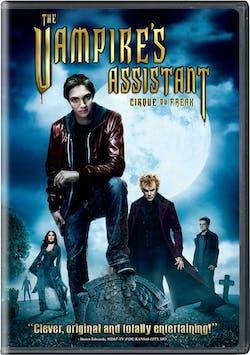 Cirque Du Freak - The Vampire's Assistant [DVD]