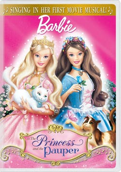 Barbie: The Princess and the Pauper [DVD]