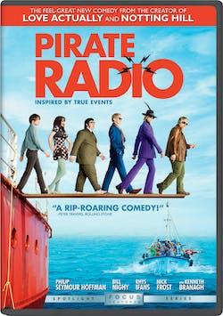 Pirate Radio [DVD]