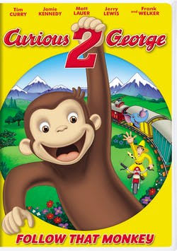 Curious George 2 - Follow That Monkey [DVD]