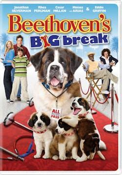 Beethoven's Big Break [DVD]