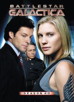 Battlestar Galactica: Season 4.0 [DVD]