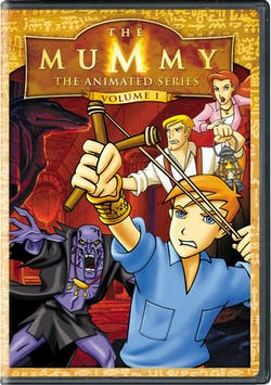 The Mummy: The Animated Series - Volume 1 [DVD]