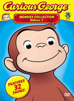 Curious George: Monkey Collection - Volume 1 [DVD]