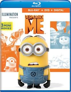 Despicable Me (DVD + Digital) [Blu-ray]