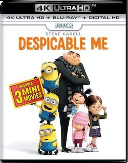Despicable Me (4K Ultra HD) [UHD]
