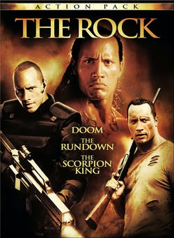 The Rock Collection [DVD]