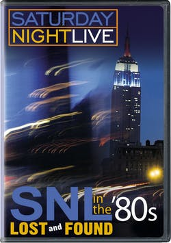Saturday Night Live: Lost & Found - SNL in the 80's [DVD]