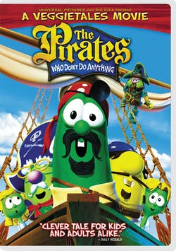The Pirates Who Don't Do Anything - A Veggie Tales Movie (2008) (Widescreen) [DVD]