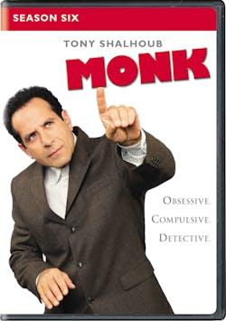 Monk: Season 6 [DVD]