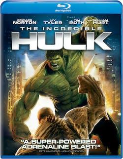 The Incredible Hulk (2012) [Blu-ray]