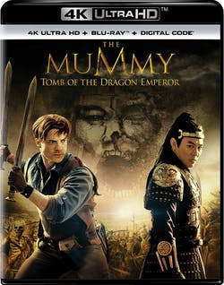 The Mummy: Tomb of the Dragon Emperor (4K Ultra HD) [UHD]
