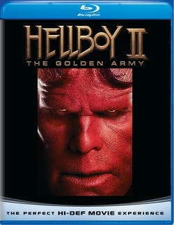 Hellboy 2 - The Golden Army (2008) [Blu-ray]