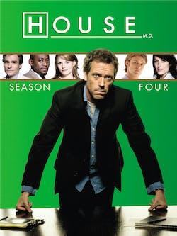 House: Season 4 (2008) [DVD]