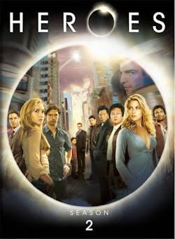 Heroes: Season 2 (2008) [DVD]