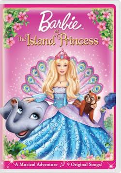 Barbie: The Island Princess [DVD]