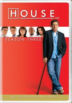 House: Season 3 [DVD]