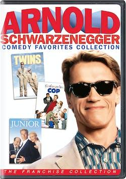 Arnold Schwarzenegger: Comedy Favorites Collection [DVD]