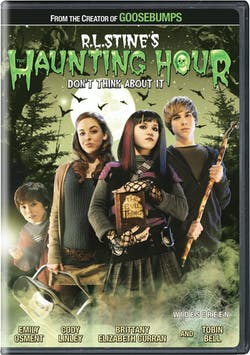 R.L. Stine's The Haunting Hour: Don't Think About It [DVD]