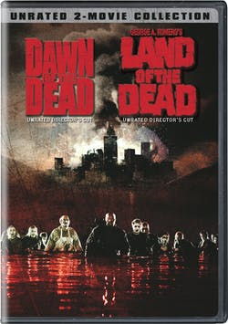 Dawn of the Dead/George A. Romero's Land of the Dead [DVD]