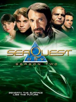 Seaquest DSV: Season 2 [DVD]