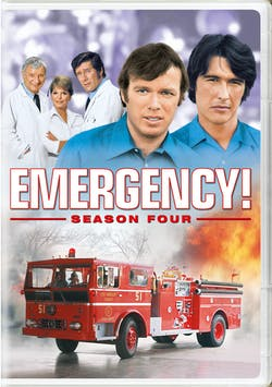 Emergency! Season Four [DVD]
