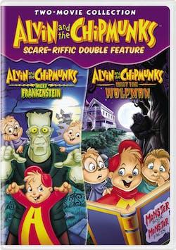 Alvin and the Chipmunks meet Frankenstein/Meet the Wolfman [DVD]