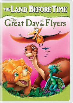 The Land Before Time 12 - The Great Day of the Flyers [DVD]