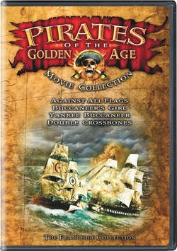 Pirates of the Golden Age Movie Collection [DVD]