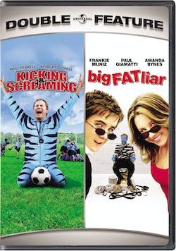 Kicking and Screaming/Big Fat Liar [DVD]