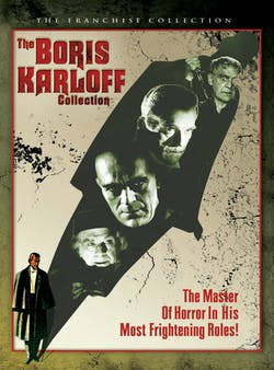 The Boris Karloff Collection [DVD]