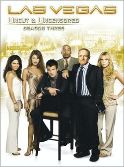 Las Vegas: Season Three (Uncut & Uncensored) [DVD]