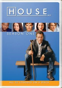 House: Season 1 [DVD]