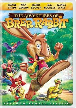 The Adventures of Brer Rabbit [DVD]