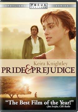 Pride and Prejudice (2006) [DVD]