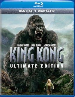 King Kong: Ultimate Edition (Digital) [Blu-ray]