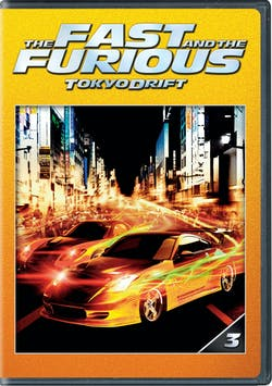 The Fast and the Furious: Tokyo Drift (2011) [DVD]