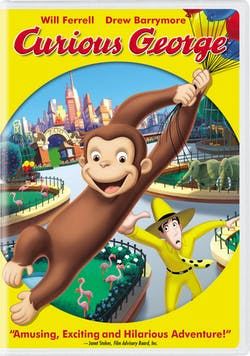 Curious George [DVD]